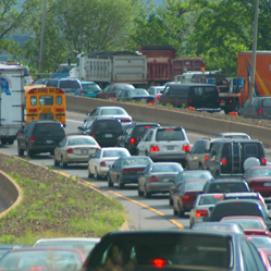 Can Traffic Contribute to Global Warming?